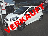 PKW Picanto Spirit 2015 weiss V